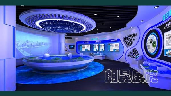 企业数字多媒体展厅一般需要什么展示的设备?