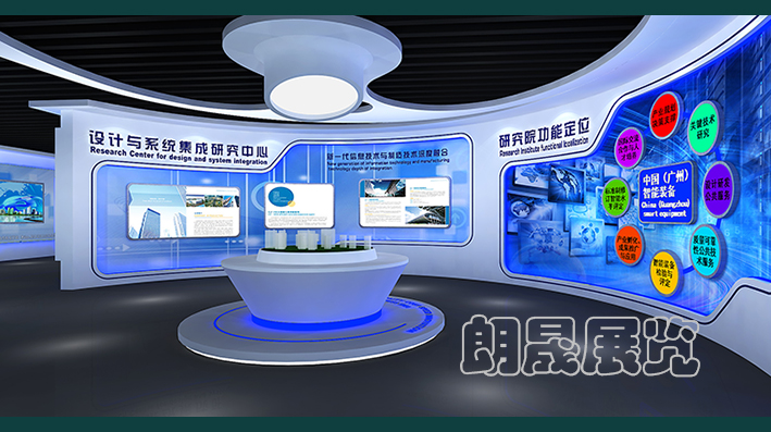 VR虚拟展厅图