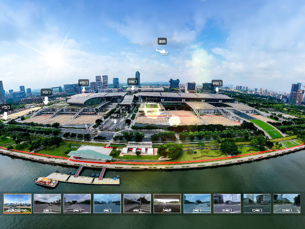 VR全景景区