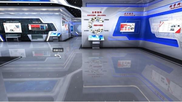 数字多媒体展厅的设计特点和优势你了解过吗?