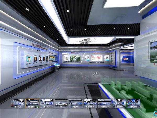 科技云展厅202010