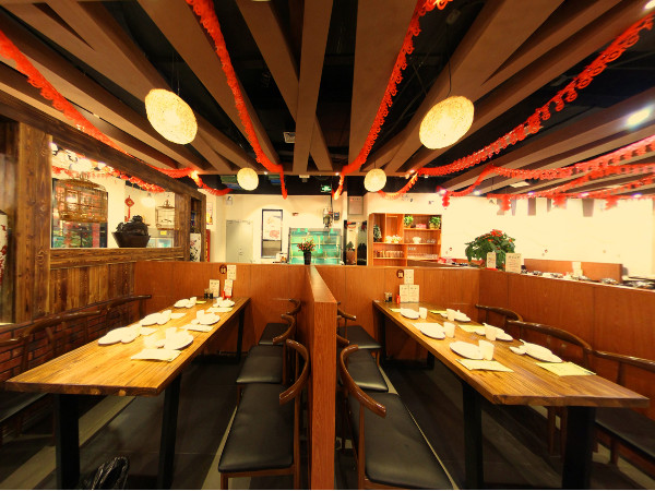 VR全景酒店--鼎盛丰餐厅
