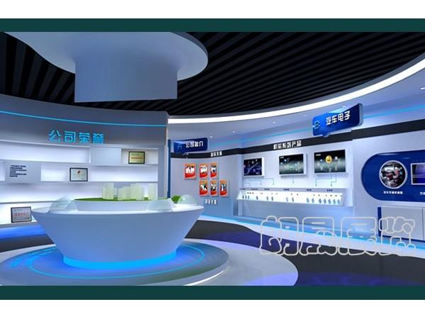 企业虚拟展厅设计要彰显公司实力该怎么做?