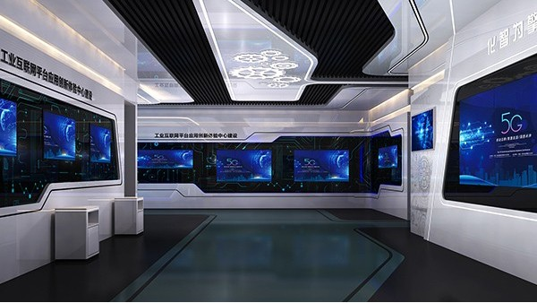 广州朗晟展览告诉你数字展厅设计特点,智能化、交互性、信息化!