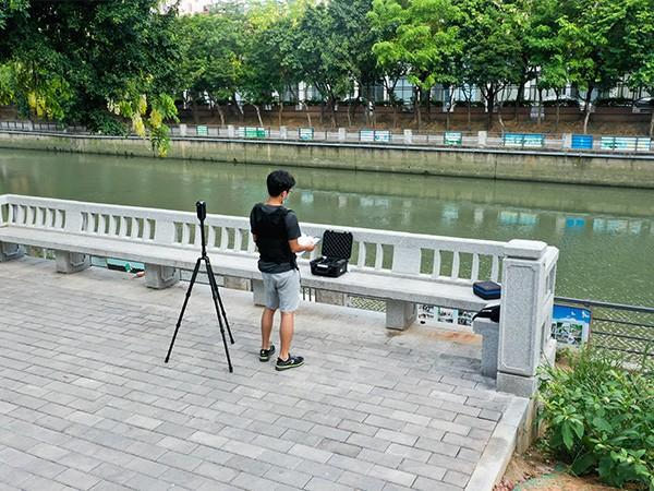 朗晟-vr全景拍摄现场花絮