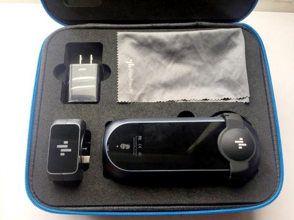 朗晟-VR全景拍摄设备-8k自动全景相机