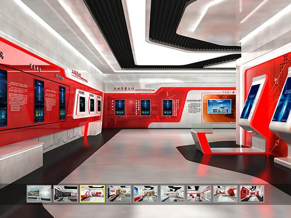 关于数字展厅设计的发展趋势是怎样的?