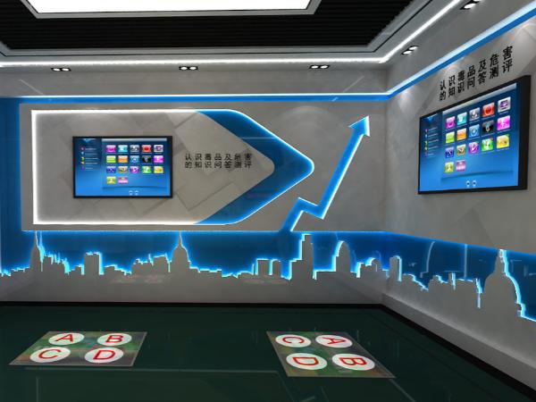 企业VR全景线上虚拟展厅优势,主要有哪些?朗晟展览带你看看!