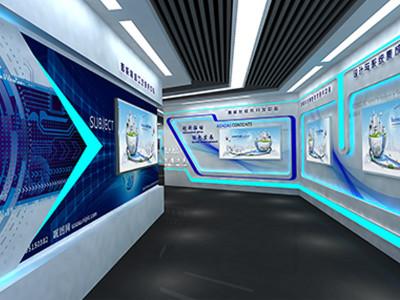 展厅设计与建设